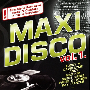 various - maxi disco vol.1
