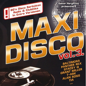 various - maxi disco vol.3