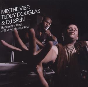 various - mix the vibe/teddy d.& dj spen