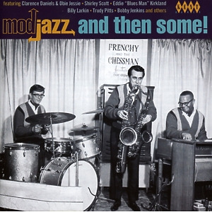various - mod jazz and then some!