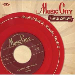 various - music city vocal groups vol.2