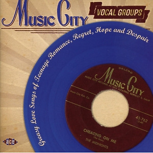 various - music city vocal groups