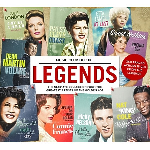 various - music club deluxe legends