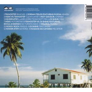 various - nice & smooth house music (Back)