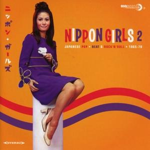various - nippon girls 2-japanes pop,beat & rock'n