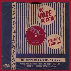 various - no more doggin'-rpm records story vol.1