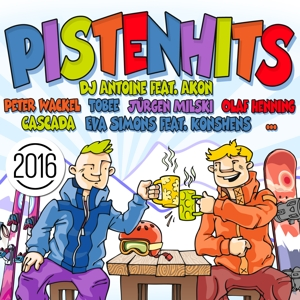 various - pistenhits 2016