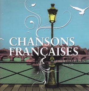 various - platinum collection-chansons fran?aises