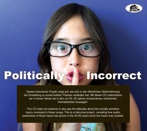 various - politically incorrect