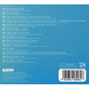 various - pool sessions vol.1 (Back)