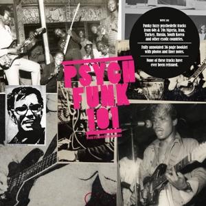 various - psych-funk 101 (1968-1975)