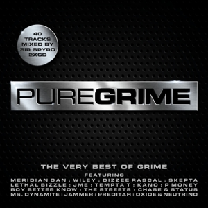 various - pure grime-the very best of grime