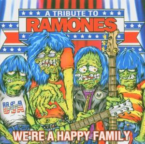 various - ramones tribute album-we're