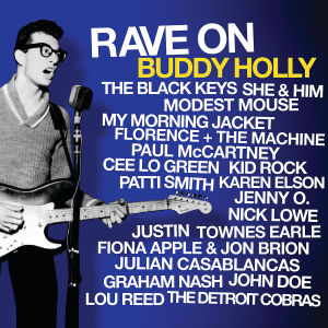 various - rave on buddy holly