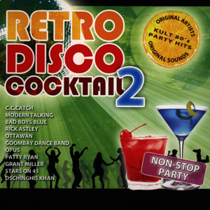 various - retro disco cocktail 2