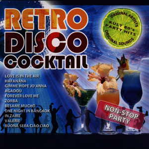 various - retro disco cocktail