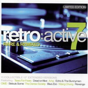 various - retro:active vol.7