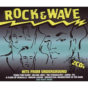 various - rock & wave-hits from underground