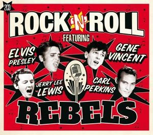 various - rock 'n' roll rebels