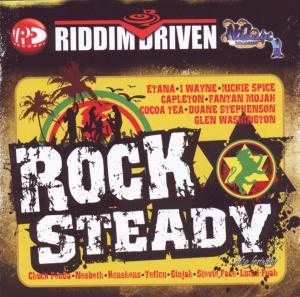 various - rock steady (riddim driven)