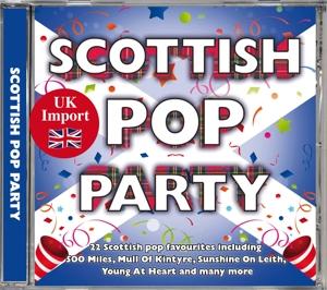 various - scottisch pop party