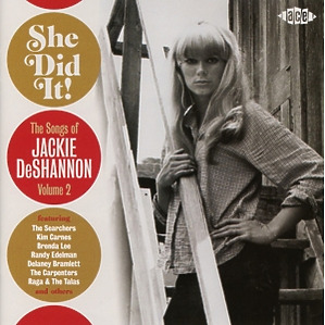 various - she did it! songs of jackie deshannon vo