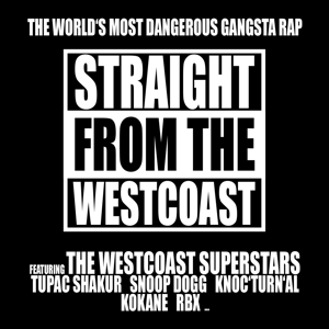 various - straight from the westcoast