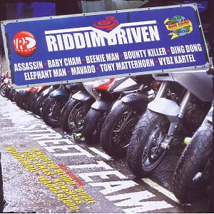 various - street team (riddim driven)