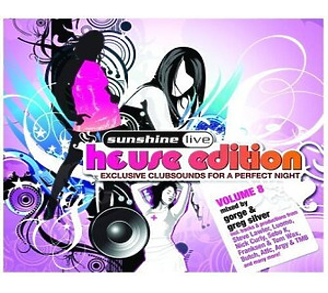 various - sunshine live house edition vol.8