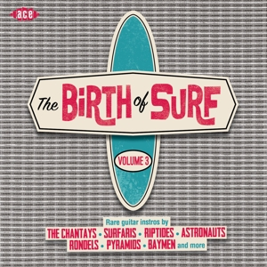 various - the birth of surf vol.3