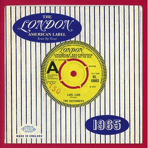 various - the london amaerican label year by year-