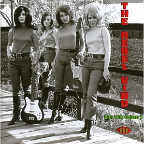 various - the rebel kind-girls with guitars 3