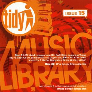 various - tidy music libary issue 15