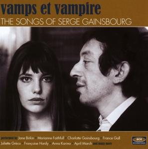various - vamps et vampire-the songs of serge gain