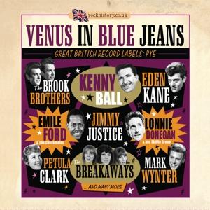 various - venus in blue jeans-great british labels