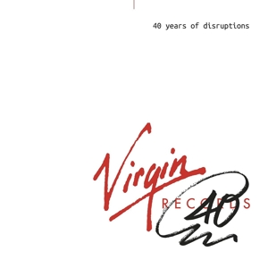various - virgin records: 40 years of disruptions