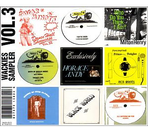 various - wackies sampler vol.3