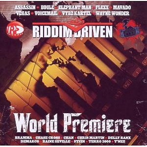 various - world premiere (riddim driven)