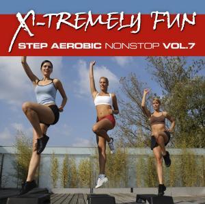 various - x-tremely fun-step aerobics nonstop vol.
