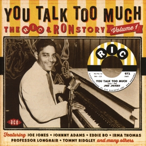various - you talk too much-the eric & ron story v