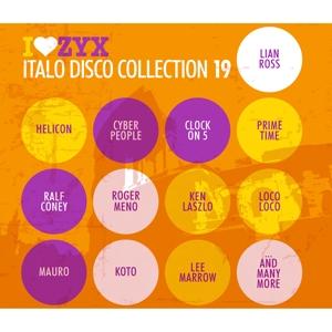 various - zyx italo disco collection 19