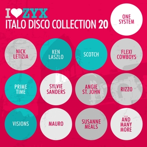 various - zyx italo disco collection 20