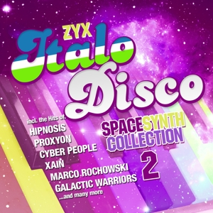 various - zyx italo disco spacesynth collection 2