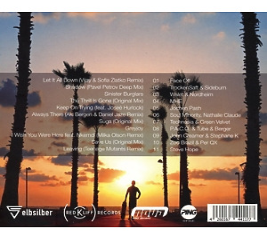 various/dj ping - city beach club 10 (Back)