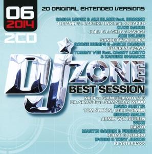 various/dj zone - dj zone best session 06/2014