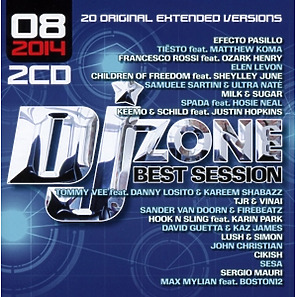 various/dj zone - dj zone best session 08/2014