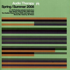 various/jim rivers - audio therapy: spring/summer 2008