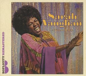 vaughan,sarah - a time in my life