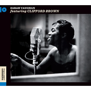 vaughan,sarah - with clifford brown