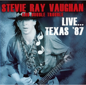 vaughan,stevie ray - live texas '87